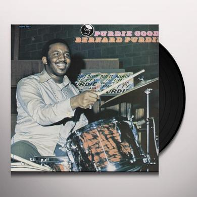 Bernard Purdie PURDIE GOOD Vinyl Record - UK Import