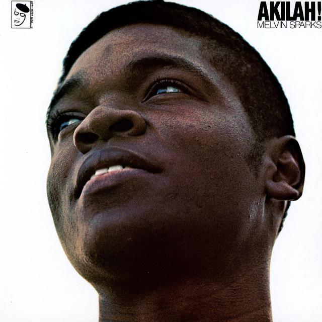 Melvin Sparks AKILAH Vinyl Record - UK Import