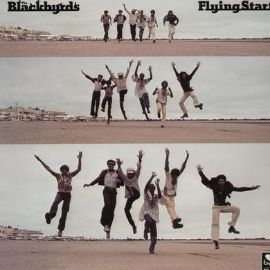 Blackbyrds FLYING START Vinyl Record