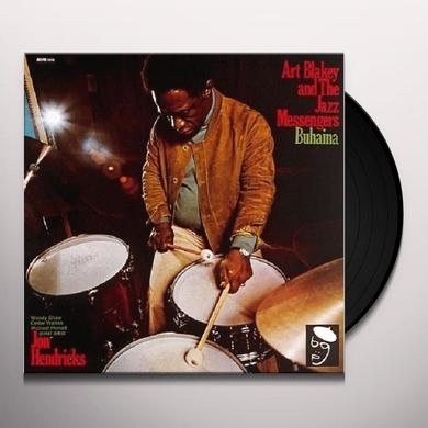 Art Blakey BUHAINA Vinyl Record - UK Import