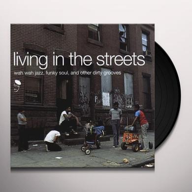 Living In Streets / Var (Uk) LIVING IN STREETS / VAR Vinyl Record