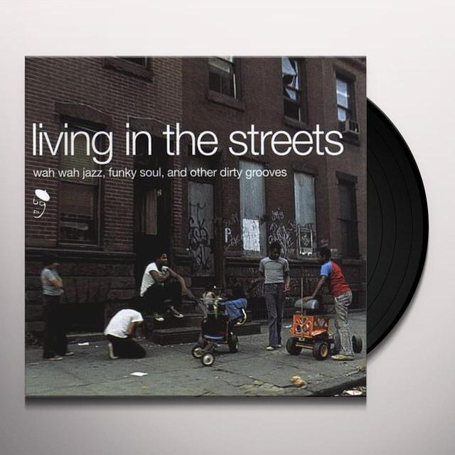 Living In Streets / Var (Uk) LIVING IN STREETS / VAR Vinyl Record - UK Import