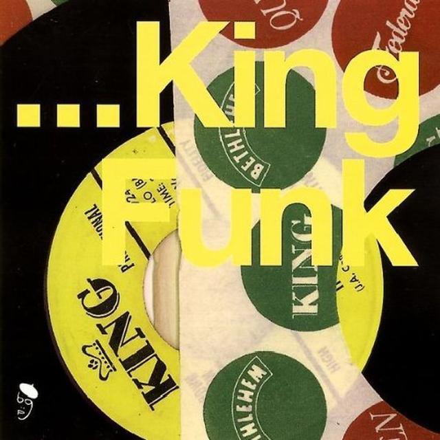 King Funk / Var (Uk) KING FUNK / VAR Vinyl Record - UK Import