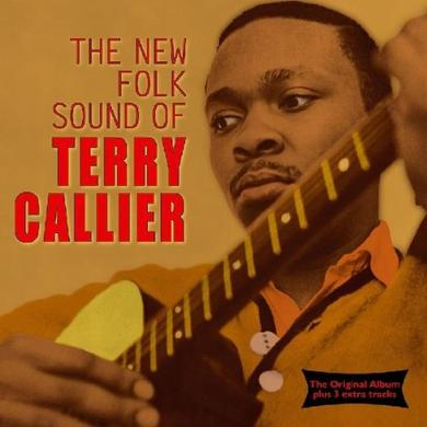 Terry Callier NEW FOLK SOUND OF Vinyl Record - UK Release