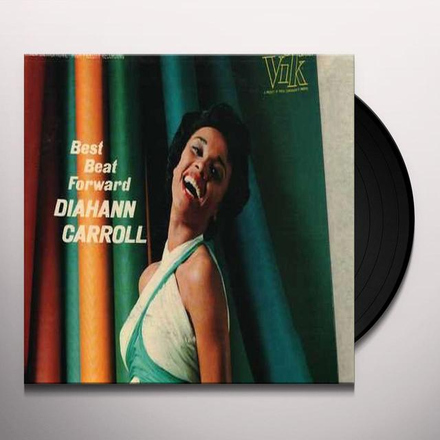 Diahann Carroll BEST BEAT FORWARD Vinyl Record - Limited Edition, Japan Import