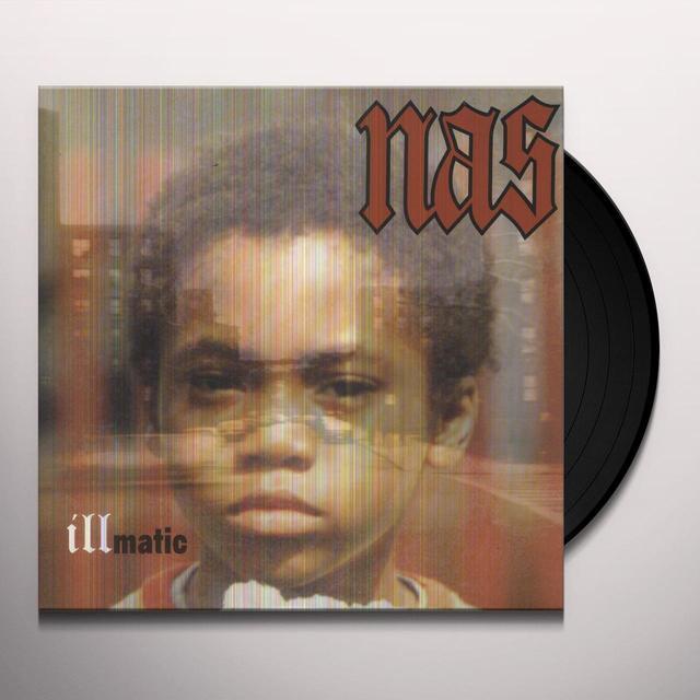 Nas ILLMATIC (GER) Vinyl Record