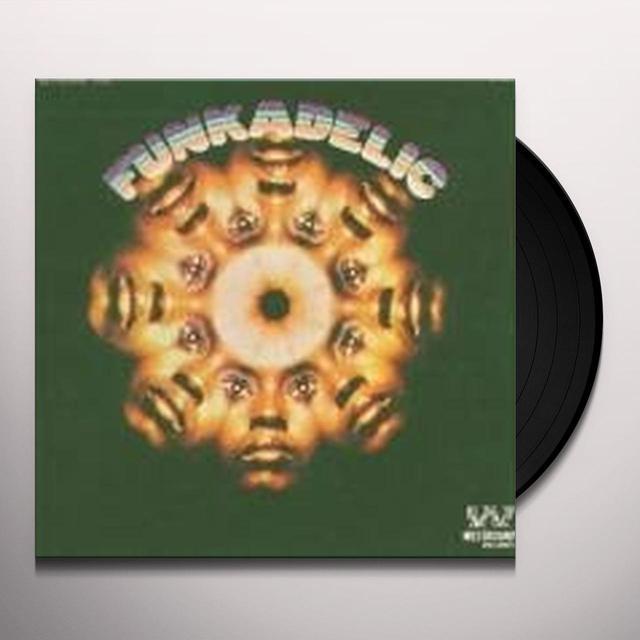 FUNKADELIC Vinyl Record - UK Import