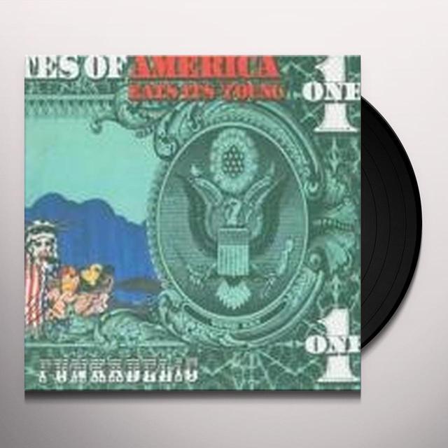 Funkadelic AMERICA EATS ITS YOUNG Vinyl Record
