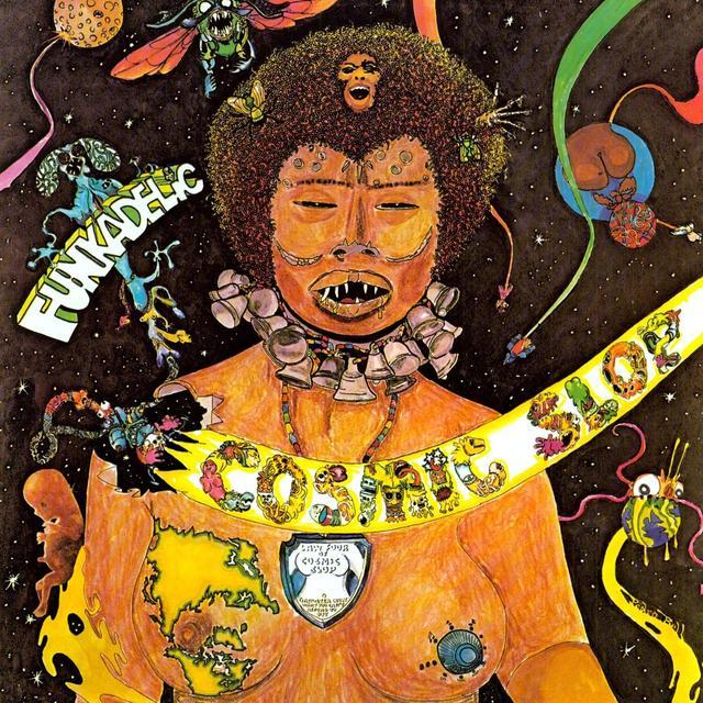 Funkadelic COSMIC SLOP Vinyl Record - UK Import