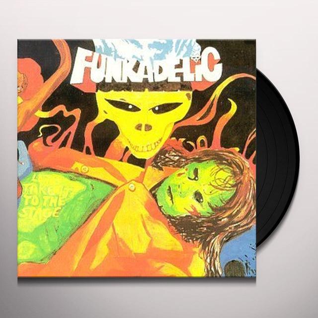 Funkadelic LET'S TAKE IT TO STAGE Vinyl Record - UK Import