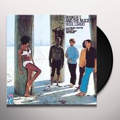 Booker T. & the M.G.'s SOUL LIMBO Vinyl Record - UK Import