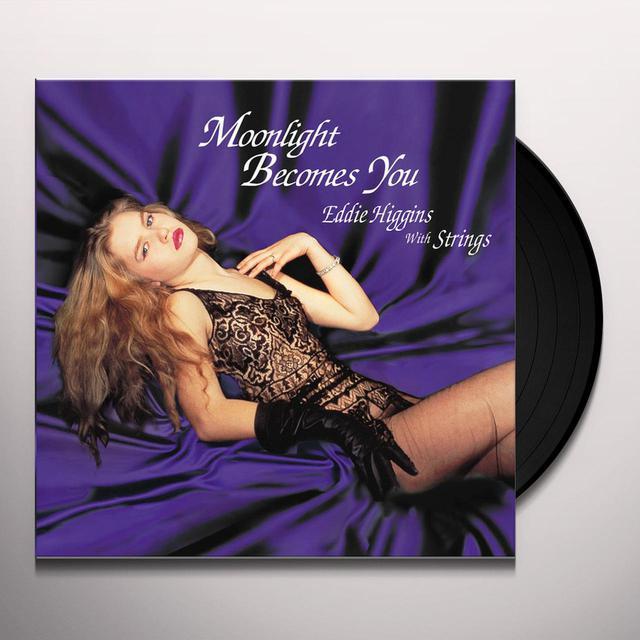 Eddie Higgins MOONLIGHT BECOMES YOU Vinyl Record