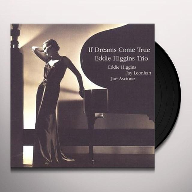 Eddie Higgins IF DREAM COMES TRUE 1 Vinyl Record - Japan Release