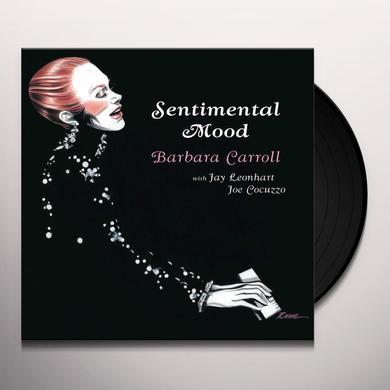 Barbara Carroll Trio SENTIMENTAL MOOD Vinyl Record