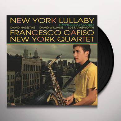 Francesco Cafiso New York NEW YORK LILLABY Vinyl Record
