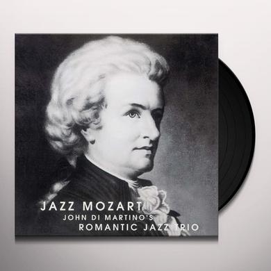 Romantic Jazz Trio JAZZ MOZART Vinyl Record - Japan Import