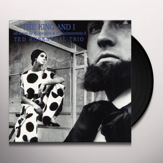 Ted Rosenthal Trio KING & I Vinyl Record