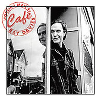 Ray Davies WORKING MAN'S CAFE Vinyl Record