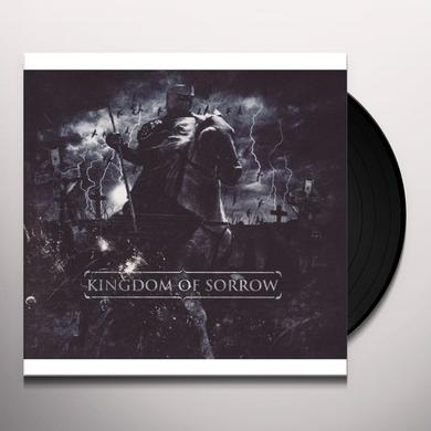 KINGDOM OF SORROW Vinyl Record