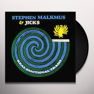 Stephen Malkmus & The Jicks REAL EMOTIONAL TRASH Vinyl Record