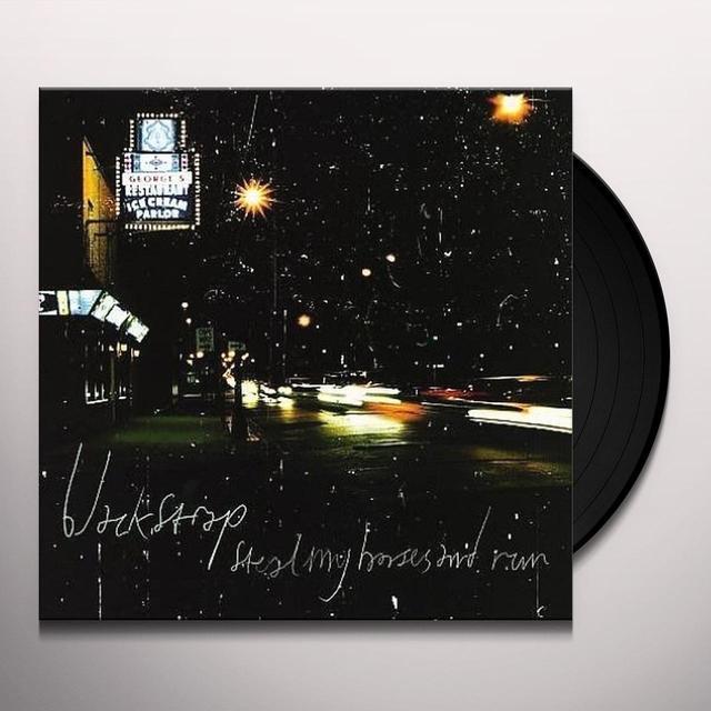 Blackstrap STEAL MY HORSES & RUN Vinyl Record