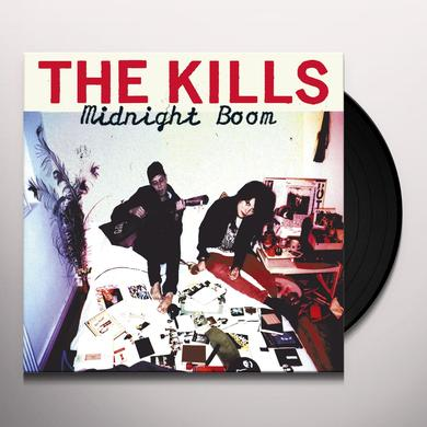 The Kills MIDNIGHT BOOM Vinyl Record