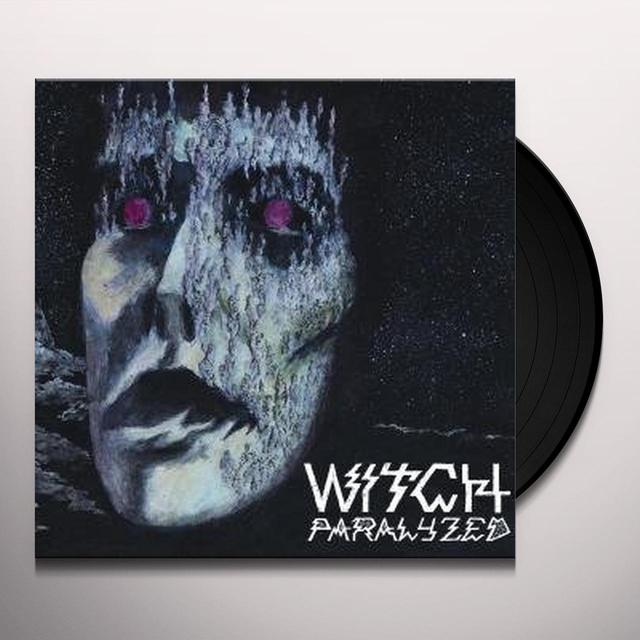 Witch PARALYZED Vinyl Record