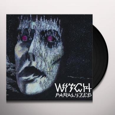 Witch PARALYZED Vinyl Record