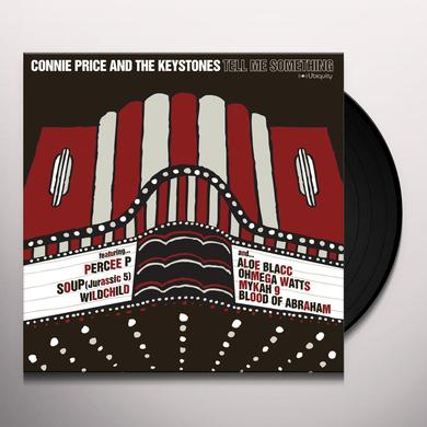Connie Price & The Keystones TELL ME SOMETHING Vinyl Record