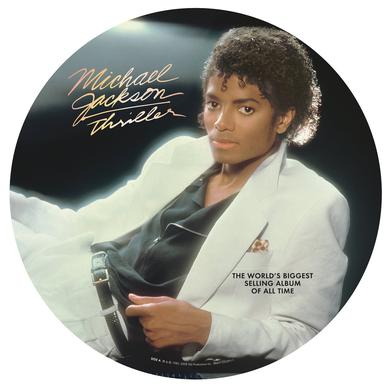 Michael Jackson THRILLER: 25TH ANNIVERSARY EDITION Vinyl Record