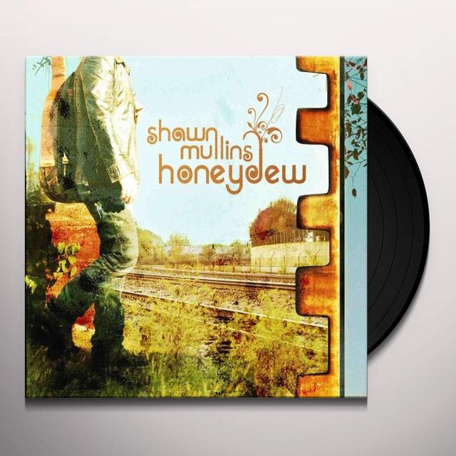 Shawn Mullins HONEYDEW Vinyl Record - Limited Edition