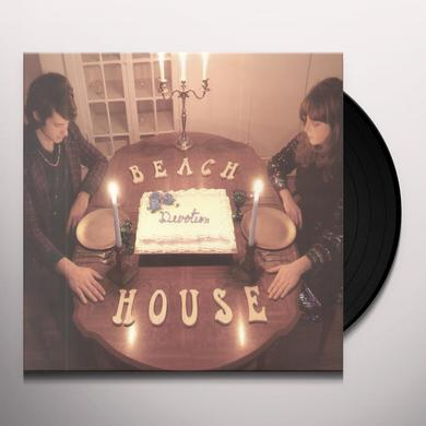 Beach House DEVOTION Vinyl Record