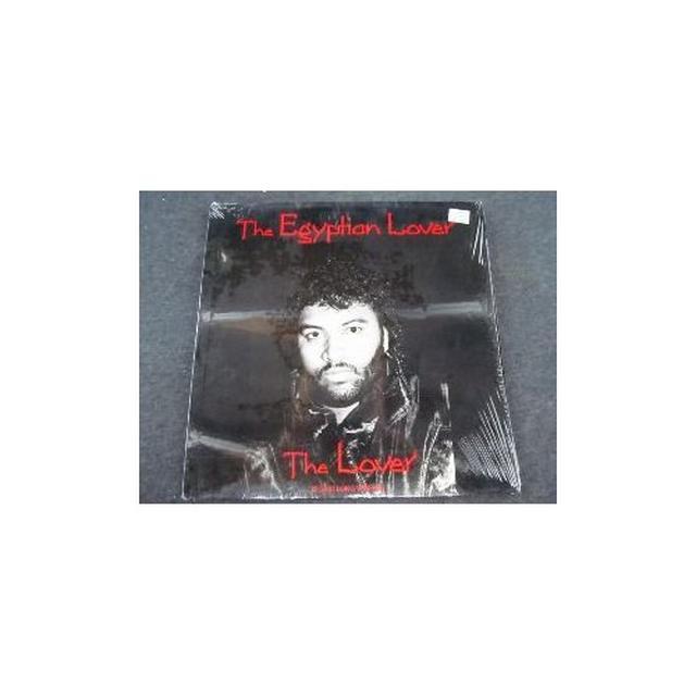 Egyptian Lover LOVER Vinyl Record
