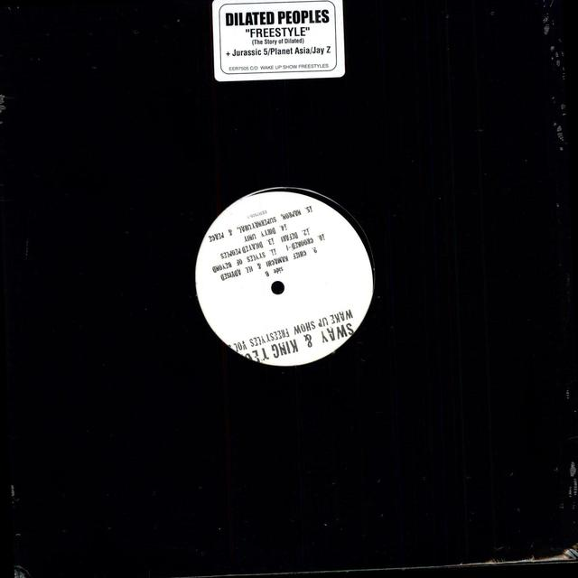 Dilated Peoples STORY OF DILATED Vinyl Record