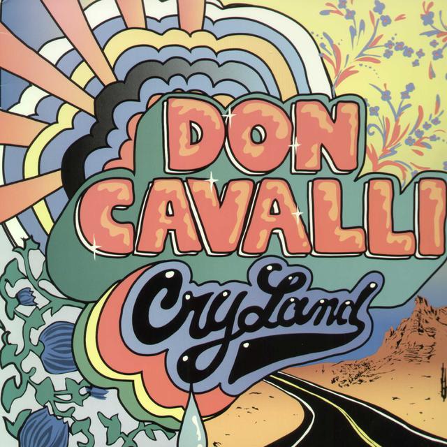 Don Cavalli CRYLAND Vinyl Record