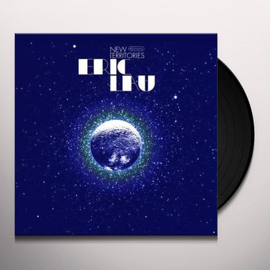 Eric Lau NEW TERRITORIES Vinyl Record