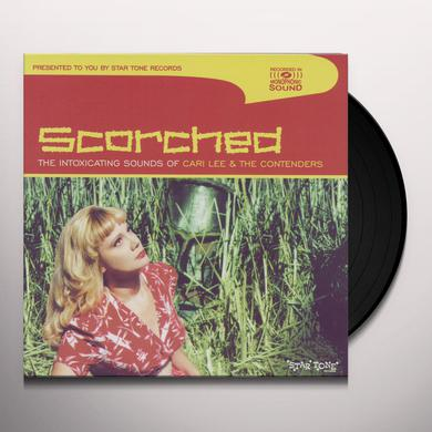 Cari Lee & Contenders SCORCHED Vinyl Record