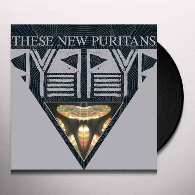 These New Puritans BEAT PYRAMID Vinyl Record