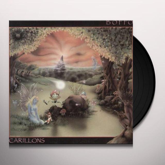 Jean Pascal Boffo CARILLONS Vinyl Record