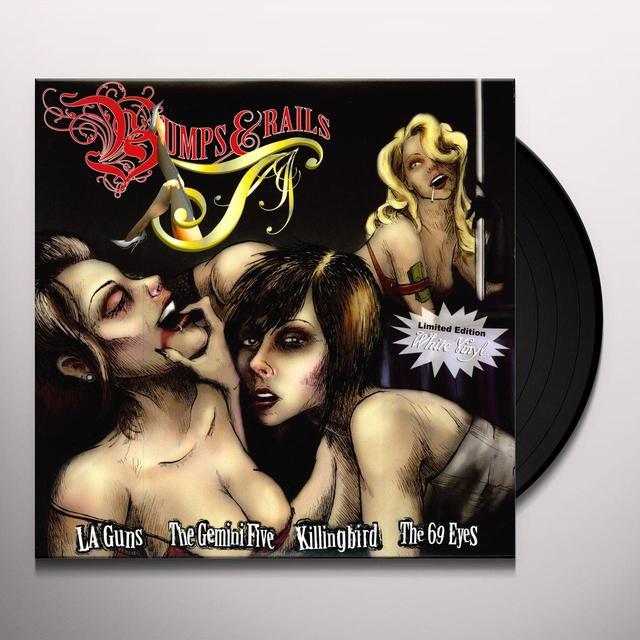 Bumps & Rails / Various (Ltd) BUMPS & RAILS / VARIOUS Vinyl Record