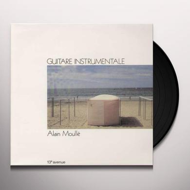 Alain Moulle 13TH AVENUE Vinyl Record
