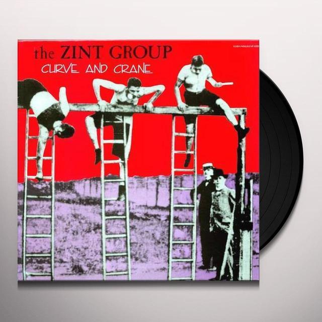 Zint CURVE & CRANE Vinyl Record