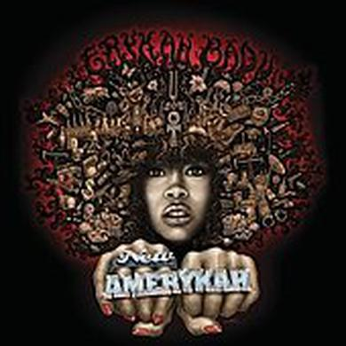 Erykah Badu NEW AMERYKAH PART ONE: 4TH WORLD WAR Vinyl Record