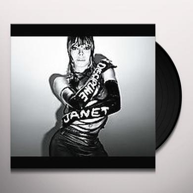 Janet Jackson Discipline Double Vinyl LP