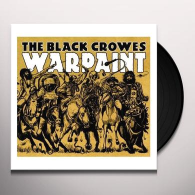 Black Crowes WARPAINT Vinyl Record
