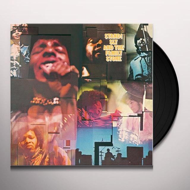 Sly & The Family Stone STAND Vinyl Record