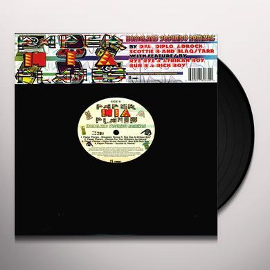 M.I.A PAPER PLANES: HOMELAND SECURITY REMIXES (X8) Vinyl Record
