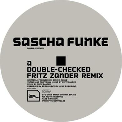 Sascha Funke DOUBLE-CHECKED Vinyl Record