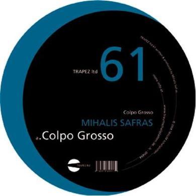 Mihalis Safras COLPO GROSSO Vinyl Record