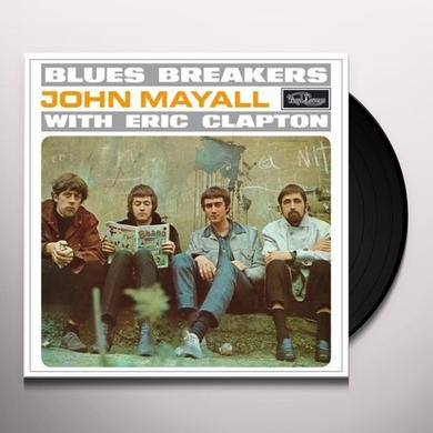 John Mayall & The Bluesbreakers BLUESBREAKERS WITH ERIC CLAPTON Vinyl Record